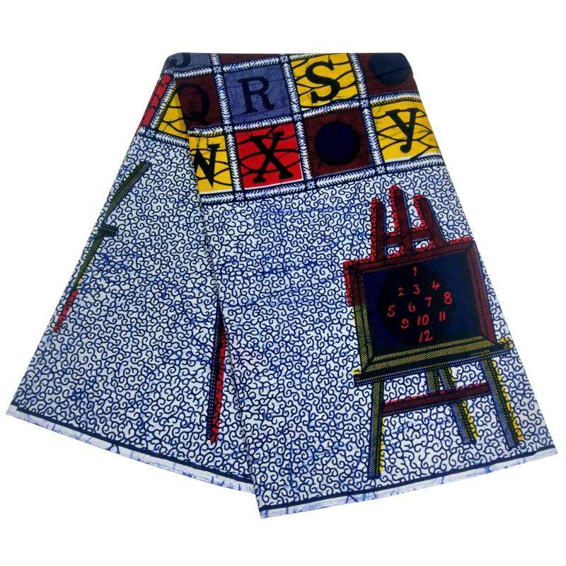 African Dutch Wax Prints Nigerian Ankara Fabric Dutch Wax Printed Cotton African Fabric Real Dutch Wax Fabric