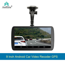 Dash-Camera Tablet Navigation Android-6.0 Truck Gps Free-Maps 9inch Anfilite Car 1GB