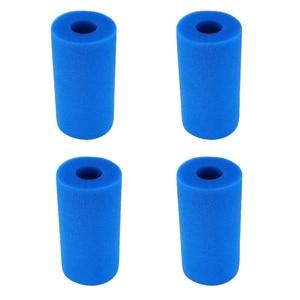 Фильтр-фильтр для бассейна губка для Intex Type H фильтр многоразовый сменный картридж для бассейна