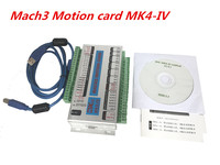 MACH3 Motion card WHXC MKX IV 4AXIS USB controller board 2000khz Pulse output for CNC