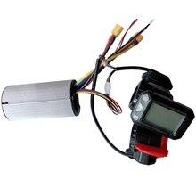 Контроллер тормозной ЖК-дисплей Дисплей 24V 250W Электрический контроллер для мотороллера бесщеточный мотор аксессуары для электровелосипед...