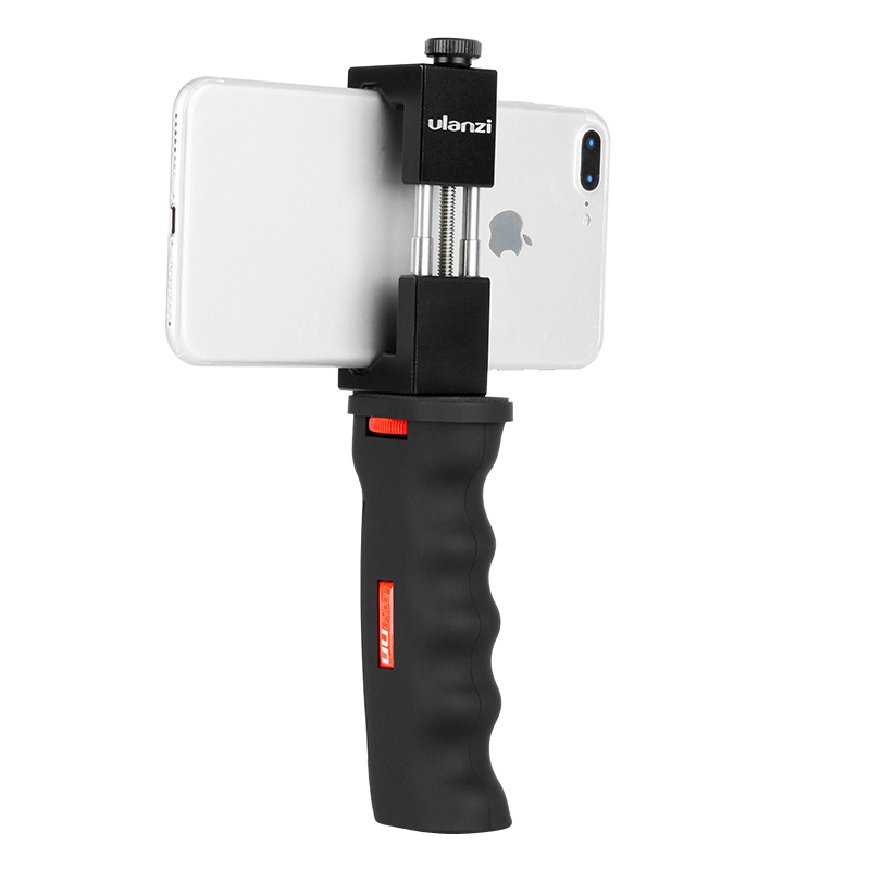 UURig R003 Hand Grip Stabilizer Holder Universal Plastic Handle for Gopro Action Camera DSLR SLR Camera Smartphone 1/4 Screw Vlo-2