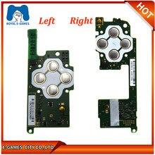 Original Usado Left & Right Interruptor Joystick Controlador Motherboard Placa Principal Repair Substituição para Nintend para NS Alegria-con partes