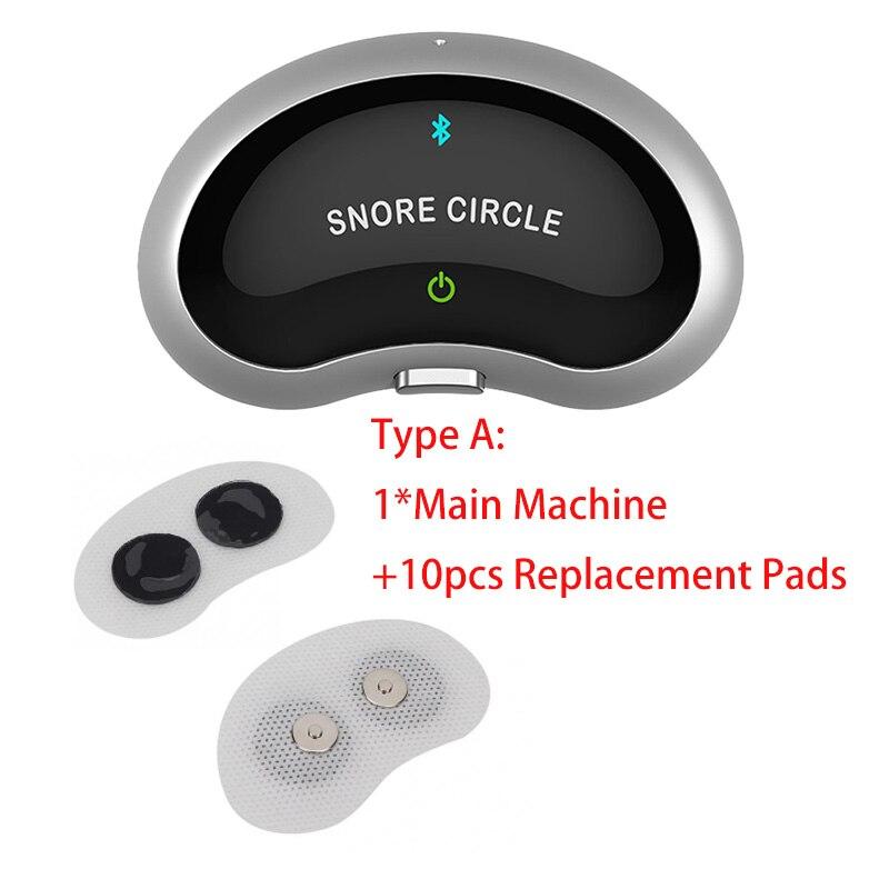 Smart bouchon Anti ronflement Anti Ronflement Aide Au Sommeil avec APP Et Moniteur De Sommeil Dispositif D'aide Au sommeil CPAP Remplacement - 3
