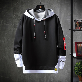 High Quality Casual Hoodies And Sweatshirts 2020 Brand Men Spring Autumn Clothes Plus Asian Size M-4XL