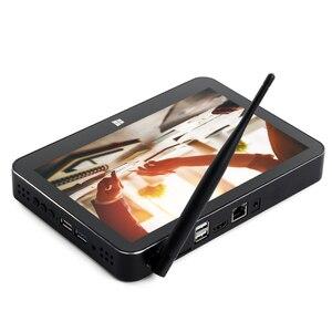 Image 4 - PIPO X11 Mini PC Intel Cherry Trail Z8350 Windows 10 OS Smart TV BOX 2G/32G Quad Core CPU HDMI 8.9 inch 1920*1200P Touch Screen