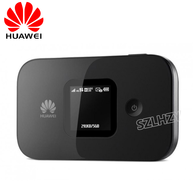 Unlocked Huawei E5577cs-321 E5577s-321 4G LTE Cat4 150Mbps Router Hotspot Pocket Wireless Mifi With SIM Slot 3000mah Battery