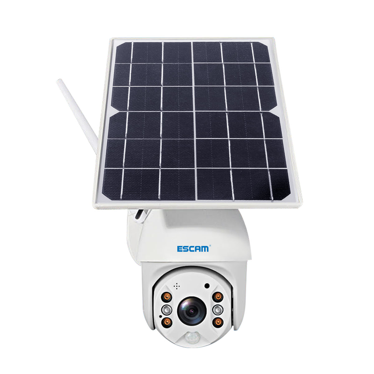 lowest price Solar Panel Solar Siren SJ1 for G19 G18 W18 8218G W1 GSM Alarm System Security with Flashing Response Sound Waterproof Outdoor