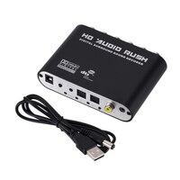 Digital Surround Sound Decoder 5.1 Channel DTS Dolby AC3 Digital Audio Audio Sound Decoder Converter Amplifier