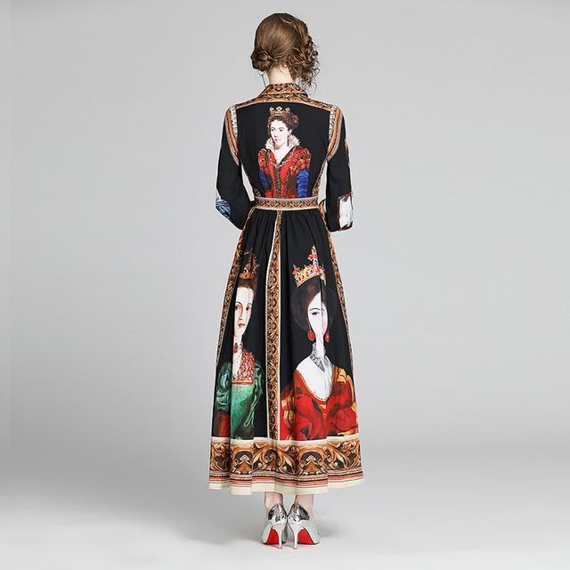 Queenbee Vintage Dress 4