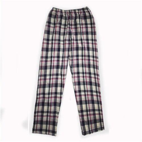 Дешево! Мягкие удобные женские длинные Хлопковые Штаны для сна домашние штаны женские весенне-летние хлопковые пижамы штаны для сна - Цвет: 7