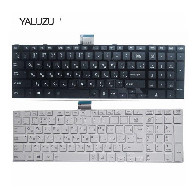 Русская новая клавиатура для TOSHIBA SATELLITE C850 C855 C855D L850 L850-C6S L850D L855 L855-10U L855D P850 L870 L870D S850 S855D RU