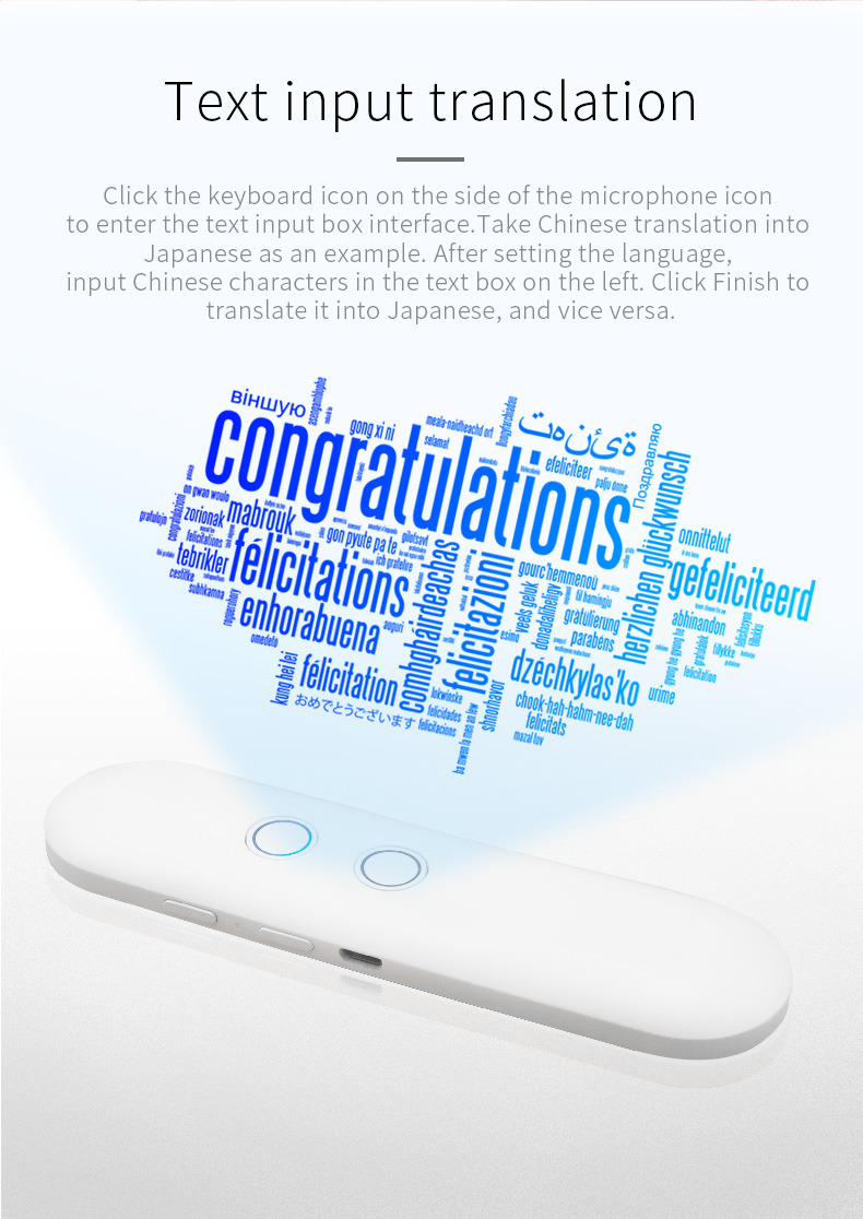 Portable Instant Real-time language translator 51