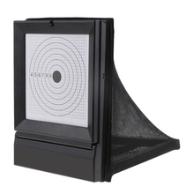 Shooting Self Resetting Target With Pellet Trap + 10pc Target Card