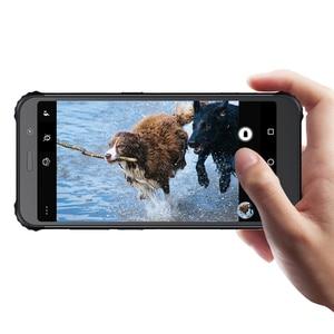 Image 3 - AGM A9 המוקשח אנדרואיד טלפון חכם 4GB 64GB 5.99 אינץ 18:9 הסלולר עמיד למים 5400mAh נייד טלפון IP68 אוקטה Core Dual SIM NFC