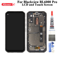Alesser Blackview BL6000 Pro LCD ekran ve dokunmatik ekran 6.36