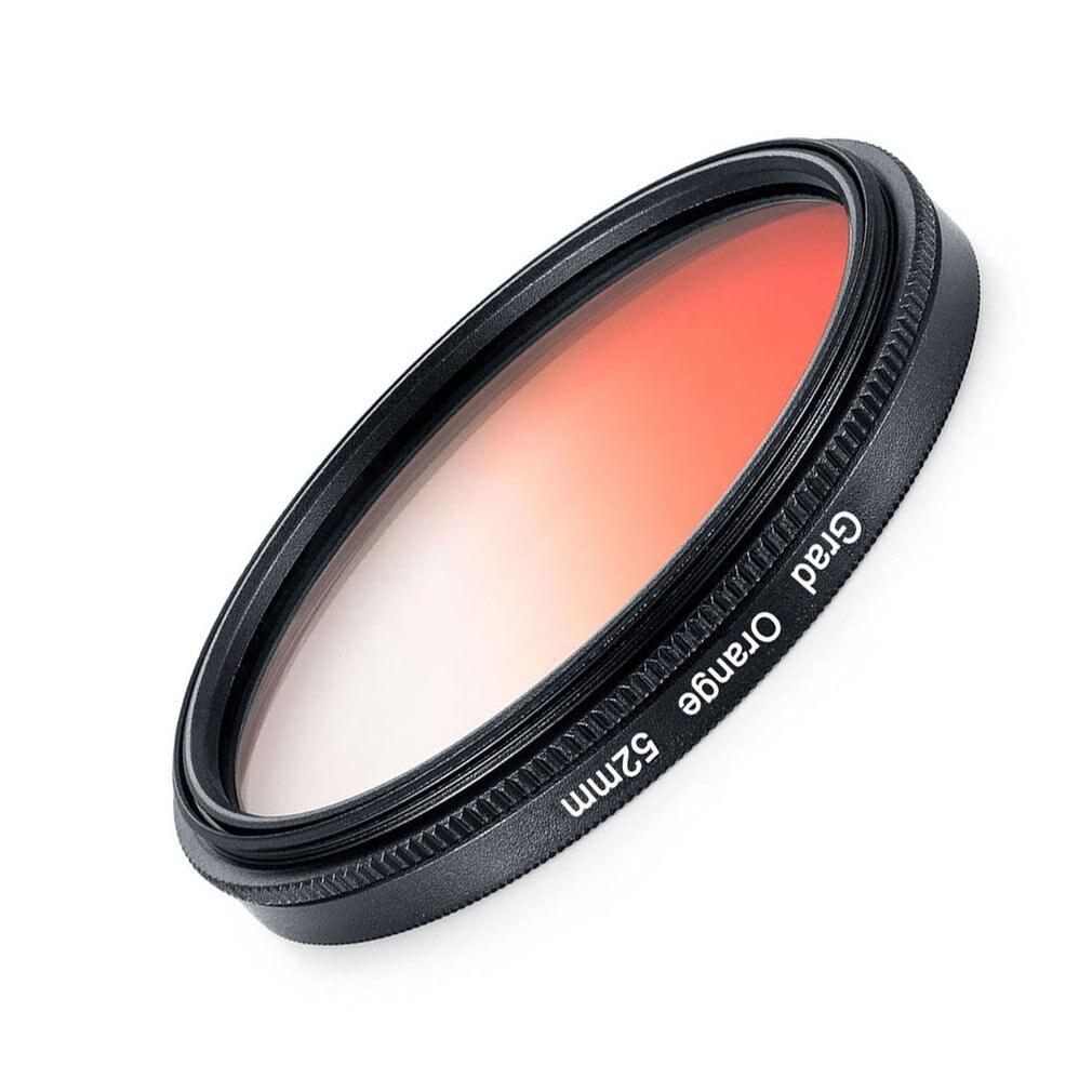 Adaptador filtro Step-up anillo 40,5mm-49mm anillo adaptador