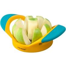 AMINNO Яблочный сплиттер Манго-сплиттер Фруктовый сердечник Быстрый нож из нержавеющей стали Лезвие для кухни и бара