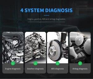 Image 5 - X100 PAD2 pro OBD2 herramienta de diagnóstico profesional para automóviles con programador clave para VW 4th 5th inmovilizador y ajuste automático del odómetro del escáner Actualización gratuita en línea