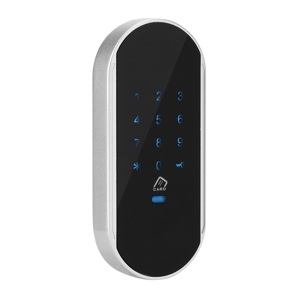 Touch Keypad Password Lock Smart Electronic Password Card Inductive Unlock For Sauna Cabinet Induction Cipher Locks