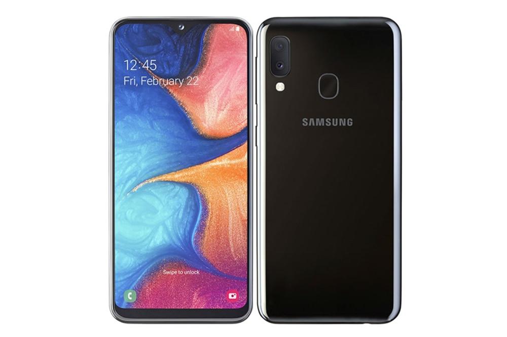 Originele Samsung Galaxy A20e Octa-Core 5.8 Inch 3Gb Ram 32Gb Rom 13MP 5MP Dual Camera Android smartphone Unlocked Mobiel 5