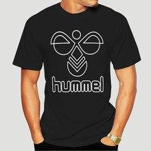 Hummel Heren Peter Logo Korte Mouwen T-shirt Zwart Xs (1)-4609A
