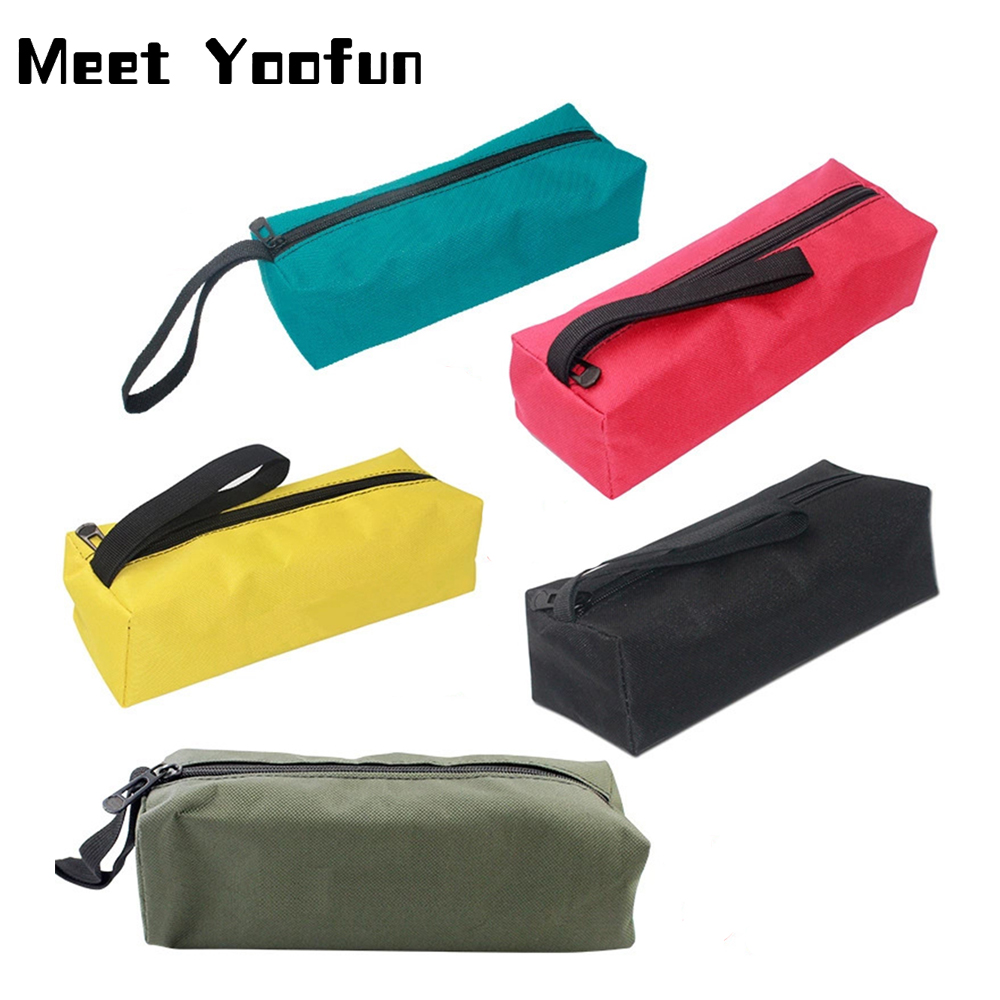 Tool Finishing Storage Bag Waterproof Clutch Bag For Wrench Hardware Small Parts Storage Bag