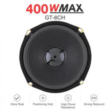 1pcs 6 Inch 400W Car Coaxial Speakers Vehicle Door Auto Audio Music Stereo Full Range Frequency Hifi