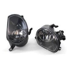 цена на Car Front Halogen Bumper Fog Light Fog Lamp For Q7 2010-2015 Car-styling Front Bumper Fog Lamp Fog Light 4L0941699A 4L0941700A