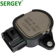 Original Throttle Position Sensor OEM ZJ0118911 ZJ01 18 911 198500 1260 BP2Y18911 BP2Y 18 911 Für MAZDA 3 1,6 L TPS Sensor