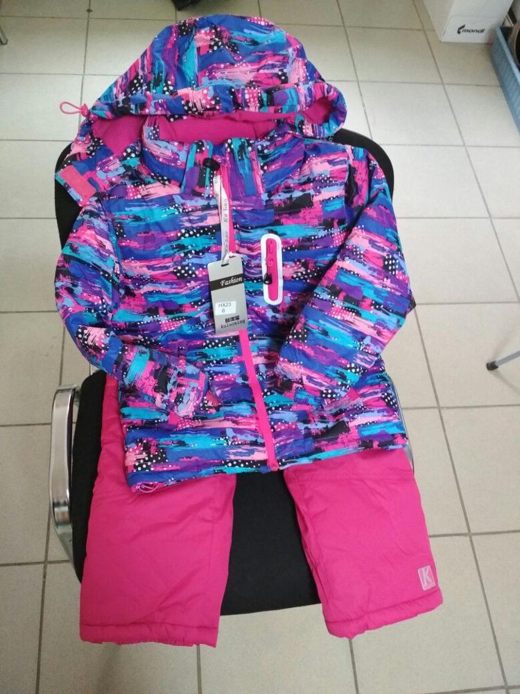 Jaquetas de esqui Montanhismo Vestido Menina