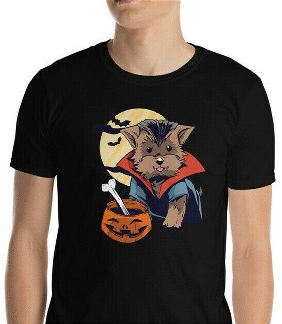 Dog Halloween T Shirts.Dog Vampir Halloween T Shirt Unisex Black Fantasy Spooky Scary Funny Dogs Cool Fitness Workout Bodybuilding Tee Shirt T Shirts Aliexpress