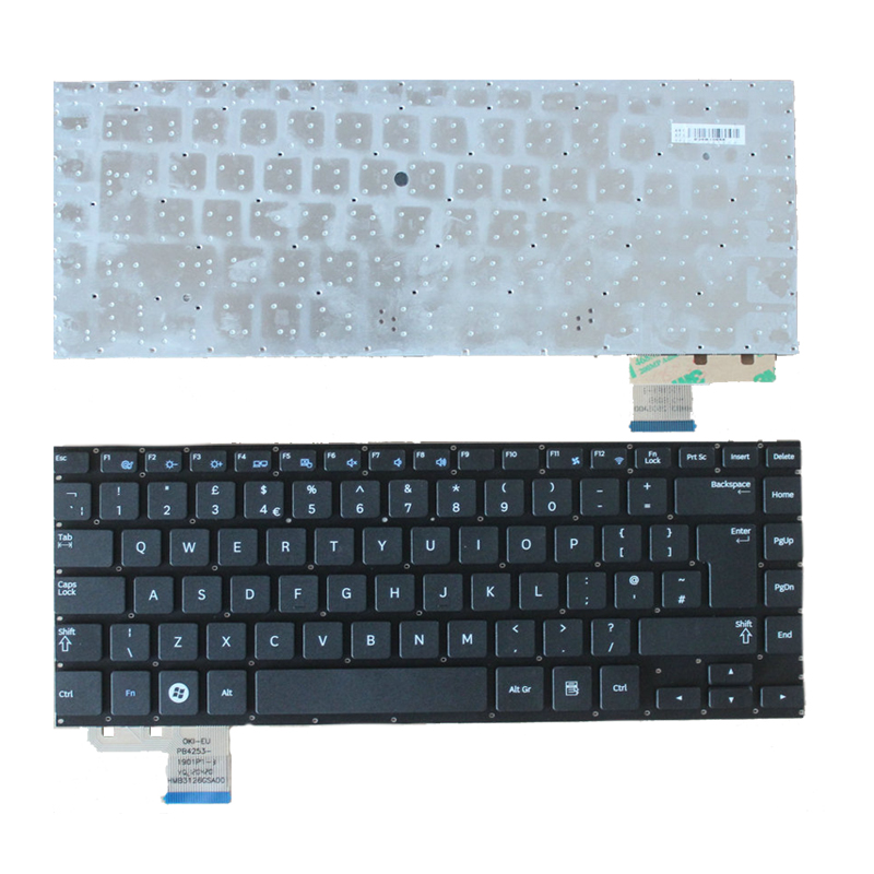 NEW for Samsung NP530U4B NP530U4C NP535U4C Keyboard Spanish Teclado Español