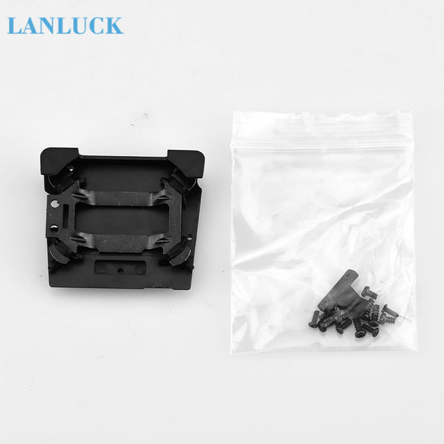 For DJI Mavic Pro Gimbal Damper Vibration Shock Absorbing Bracket Board Mount Plate Spare Parts Accessories for RC Drone Repair