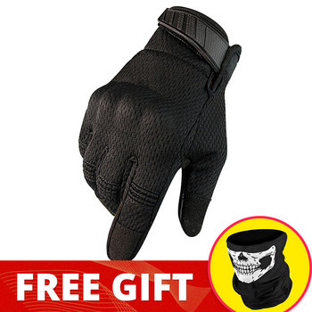 Motorcycle Gloves Genuine Sheepskin Leather Off-Road Riding Motorbike Full Finger Gloves Retro Motocross Gloves Guantes Moto free shipping newest mad bike stainless steel off road motorcycle gloves male summer automobile race knight gloves motorcycle