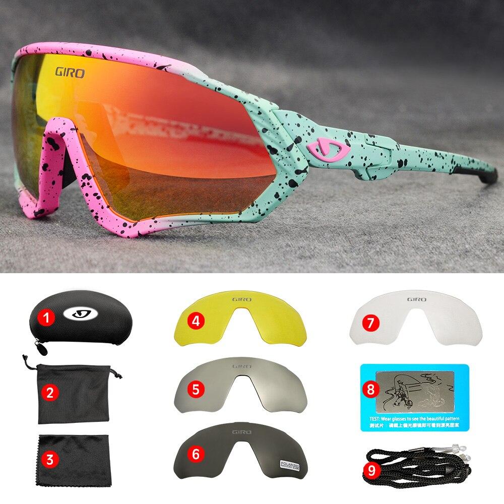 Image 4 - Top Brand Photochromic Cycling Glasses Men 100 Bicycle Eyewear  UV400 MTB Bike Outdoor Sports Glasses Speed Cycling SunglassesCycling Eyewear   -