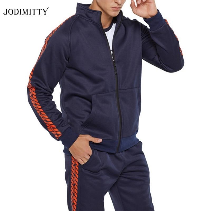 Men/'s Hoodies Sweatshirt Pants Bottoms 2Pcs Jogging Suit Tracksuit Set Gym Sport