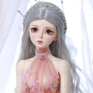 Image 2 - Fairyland FL Feeple60 Rendia baby dolls 실리콘 bjd 1/3 바디 모델 소녀 소년 인형 눈 수지