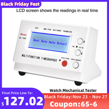 Watch-Tester Timing-Machine-Tools Watch-Repair-Tool Timegrapher Multifunctional Mechanical