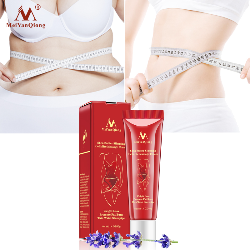 Lose Weight Slimming Cream Health Body Slimming Massage Cellulite Promote Fat Burn Thin Waist Stovepipe Body Care Cream