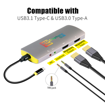 mirabox-4k-game-capture-usb3-1-type-c-video-capture-card-with-hdmi-loopout-and-audio-output-for-facebook-youtube-live-stream