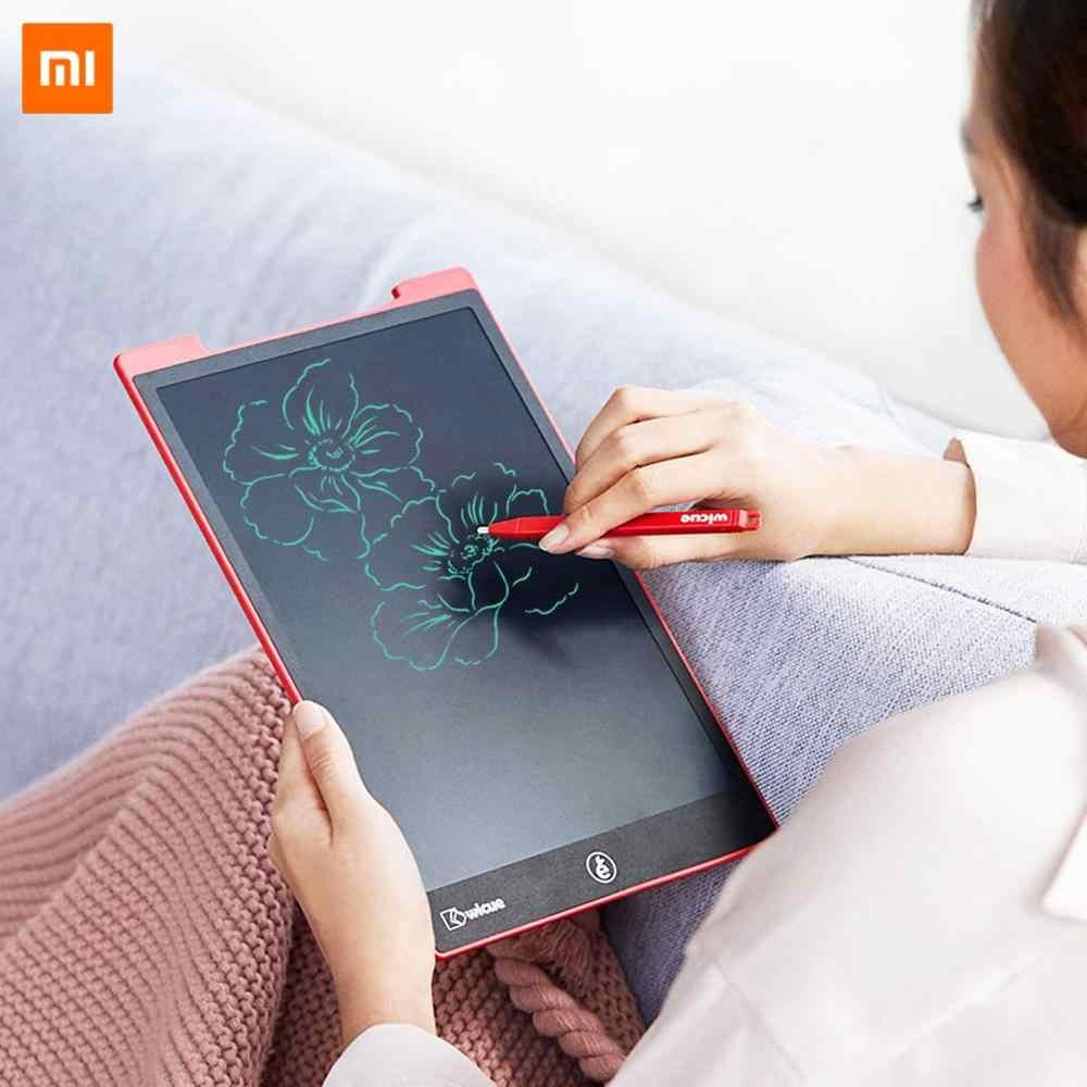 12 بوصة شاومي Mijia Wicue كمبيوتر لوحي LCD بشاشة للكتابة بخط اليد لوحة الرسم الإلكترونية تخيل الرسومات للمكتب طفل
