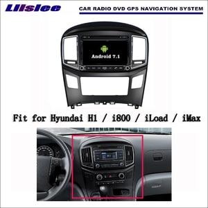 Android 7,1 2G ram для hyundai H1 / i800 / iLoad / iMax автомобильное радио Аудио Видео Мультимедиа dvd-плеер wifi DVR gps Navi навигация