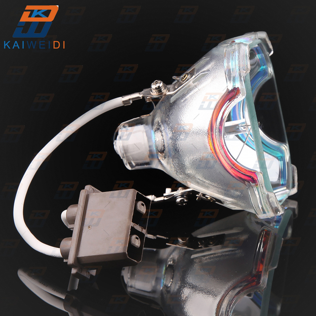 החלפת הנורה V13H010L09 מקרן מנורת ELPL09 עבור Epson EMP 5350/EMP 7250/EMP 7350/POWERLITE 5350 משלוח חינם