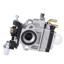 Carburador 10mm carb com junta para echo srm 260s 261s 261sb ppt pas 260 261 bc4401dw trimmer j60f