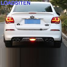 Exterior Auto Accessory Mouldings Automovil Automobile Rear Diffuser Tuning Front Car Lip Bumpers FOR Chevrolet Cavalier