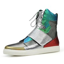 Men Shoes High-TOP Ankle Boots Brand Gen