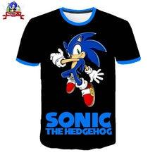 Детская футболка с коротким рукавом и 3d принтом ежа