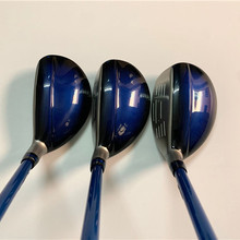 TopRATED MP1100 Hybrid MP1100 Golf Hybrid MP1100 Golf Clubs 18/20/23/26 Degrees Graphite Shaft With Head Cover