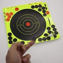 Shoot-Target Pistol Reactivity Binders Splash Rifle-Shoot Aim Flower Lightweight